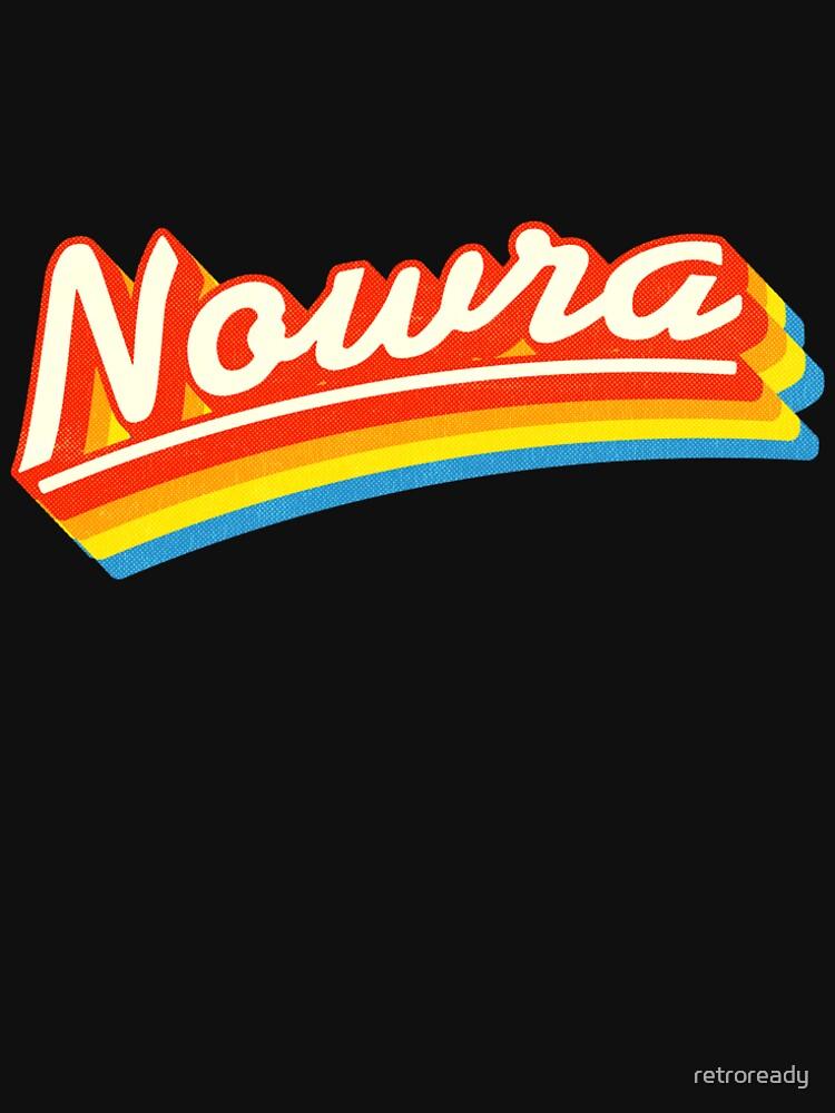 Nowra, NSW | Retro Rainbow by retroready