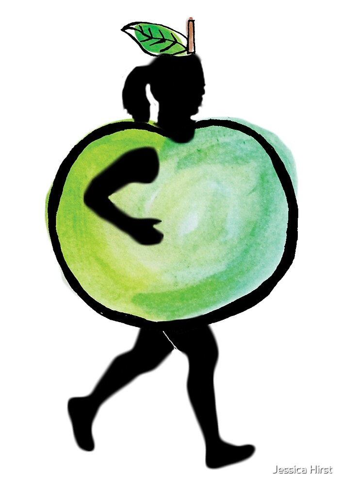 Run Funners Apple by Jessica Hirst