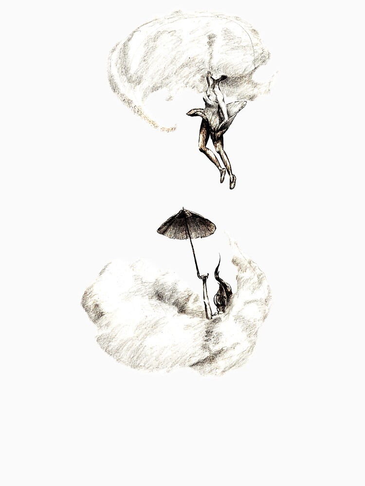 Umbrellachute by Inch-Ink