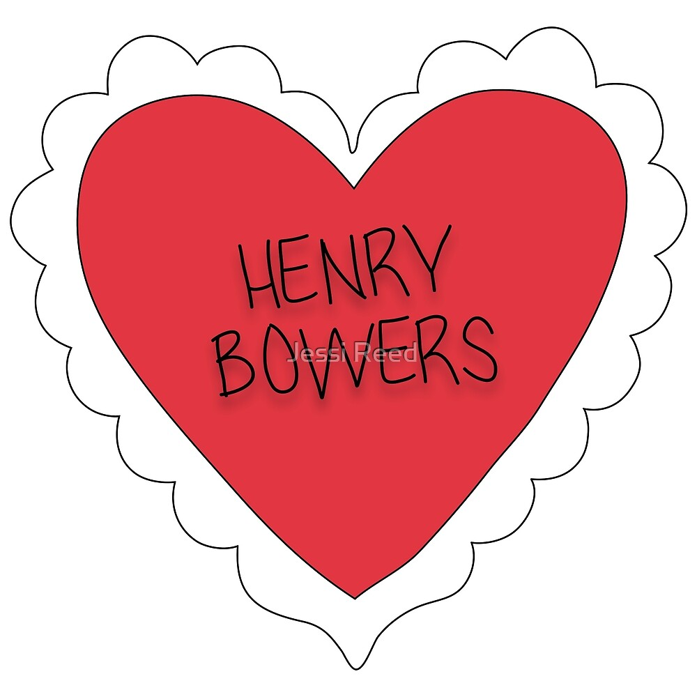 Henry Bowers by dgjessi13