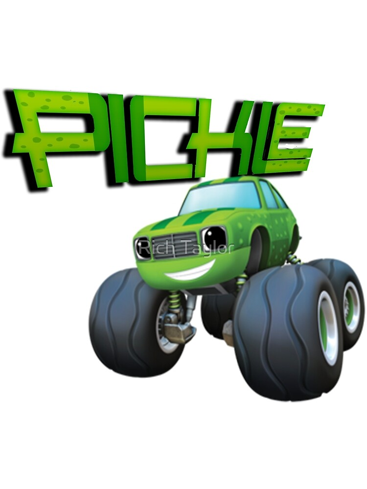 PICKLE - BLAZE AND THE MONSTER MACHINES by Rich Taylor