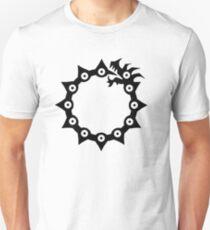 Nanatsu no taizai: Anger symbol Unisex T-Shirt