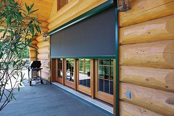 Energy Efficient Window Screens by Ryan Talius