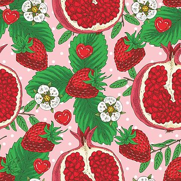 Strawberry fruit collection by 1123233212