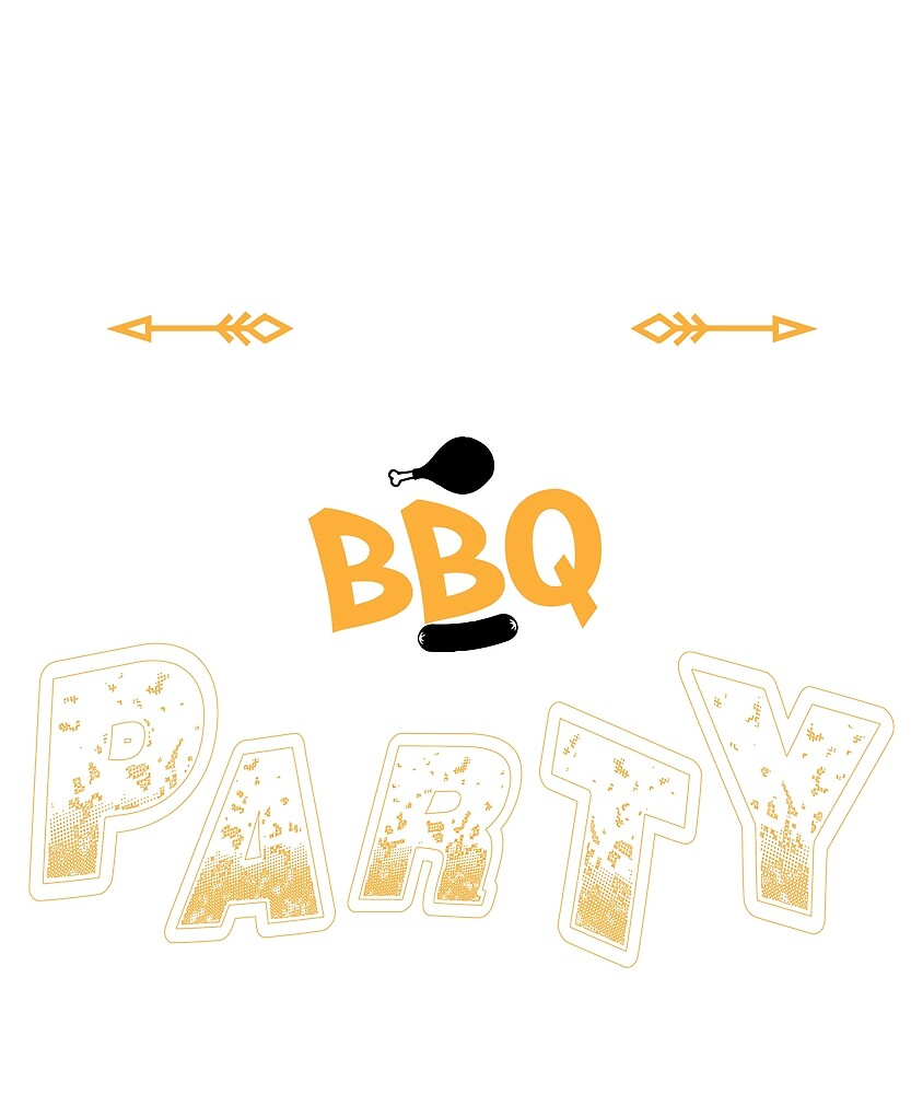Barbecue BBQ BBQ gift by JaNi-Design