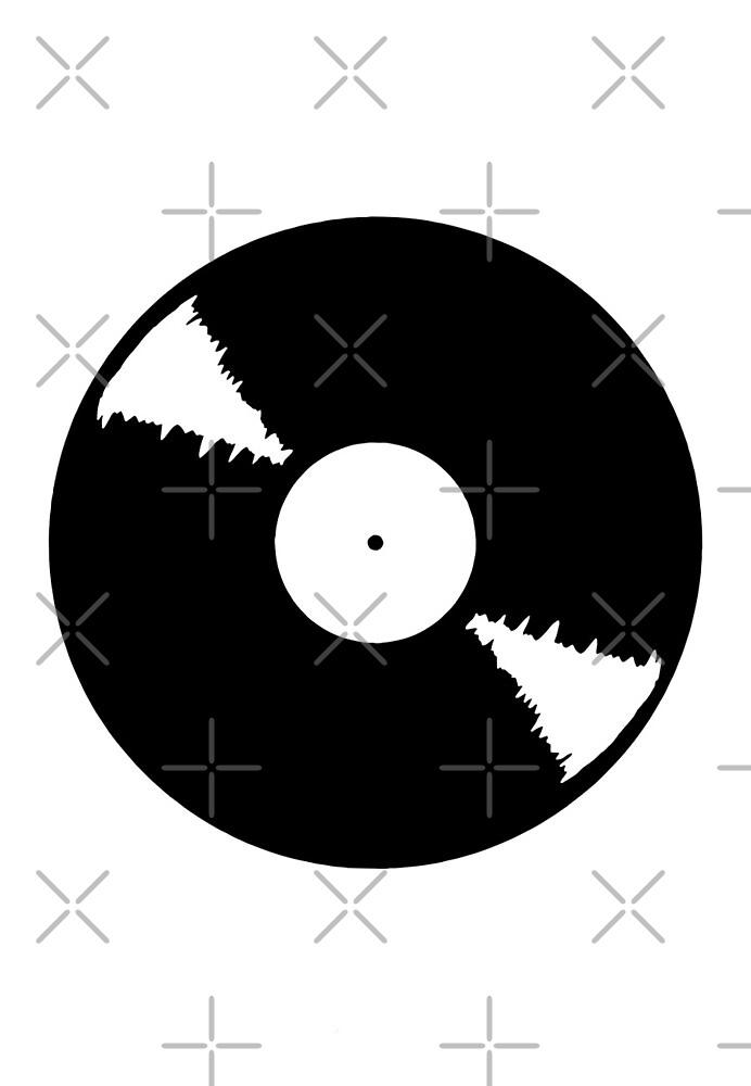 Vinyl Record by BeArts