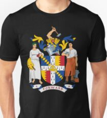 Birmingham Coat of Arms Unisex T-Shirt