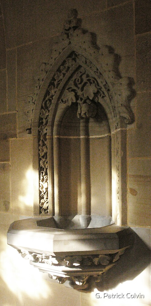 Cistern, St. John's Cathedral by Gregory Colvin