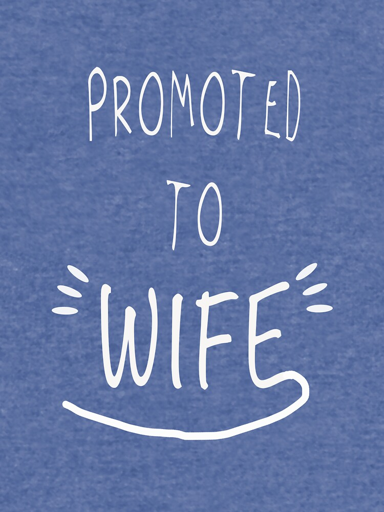 Promoted to Wife by jhussar