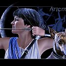 Artemis by Ivy Izzard