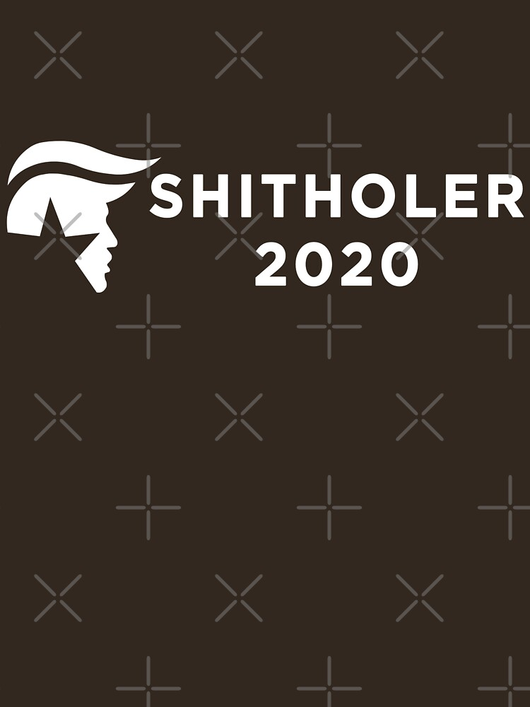 Shitholer 2020 by christopper