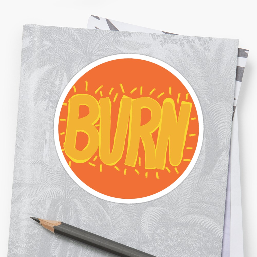 Burn by FranDraws