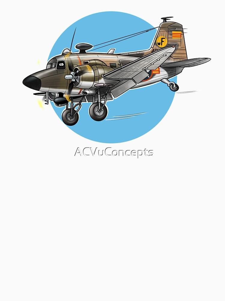 VNAF EC-47 716th Recon Sq. TSN by ACVuConcepts