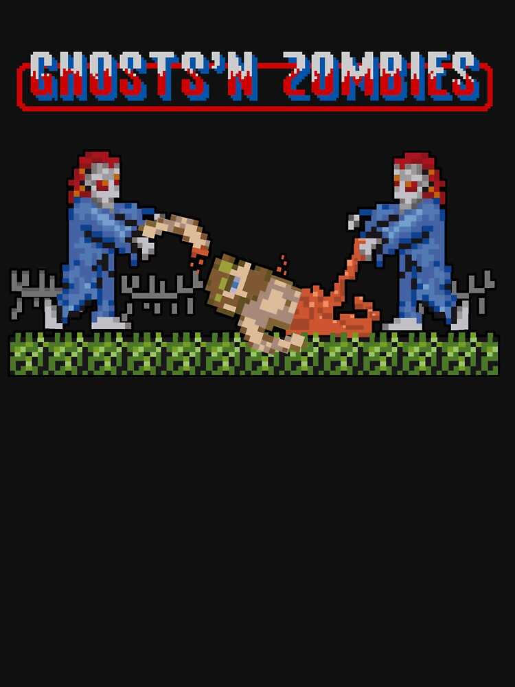 Ghosts'n Zombies - Arcade Jokes by NuBus