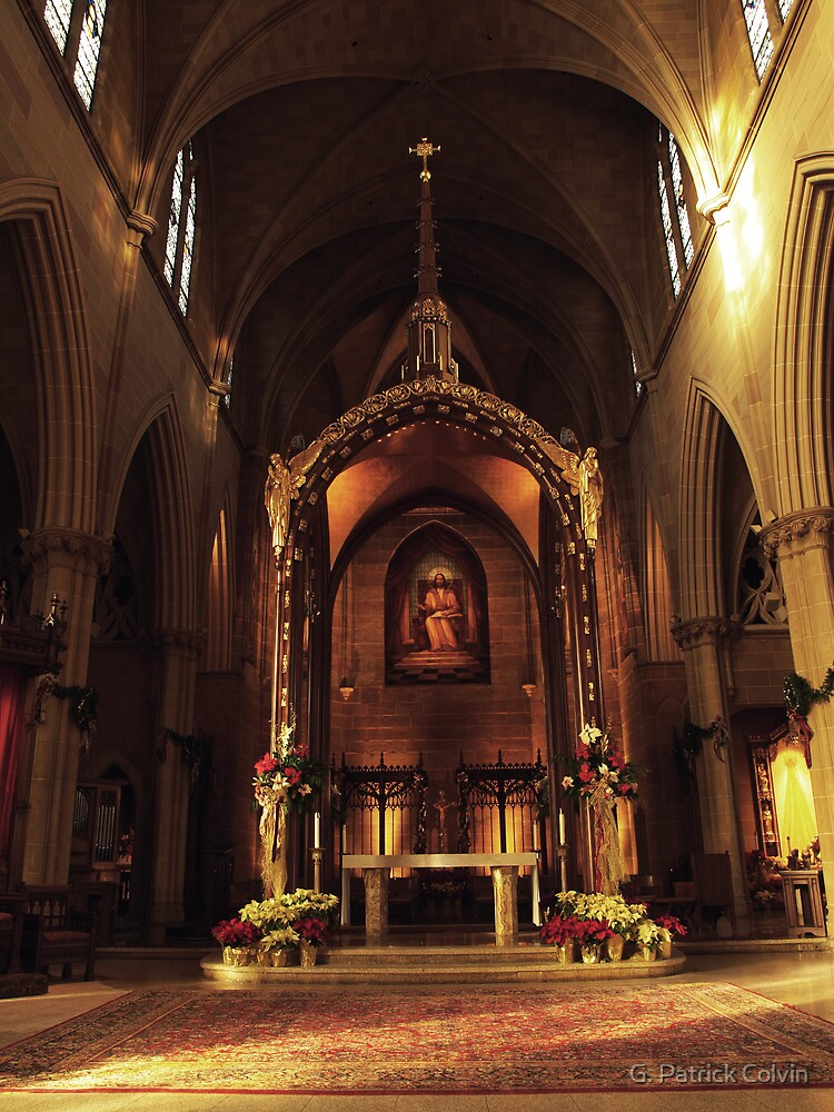 St. John's Cathedral: Altar by Gregory Colvin