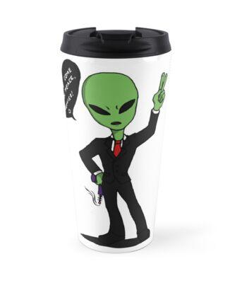 Alien: I come in peace by 19nan85