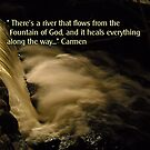 There is a River that Flows From the Fountain of God by Rebecca Bryson