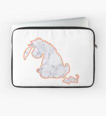 Donkey Marble Silhouette Laptop Sleeve