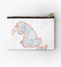 Donkey Marble Silhouette Studio Pouch