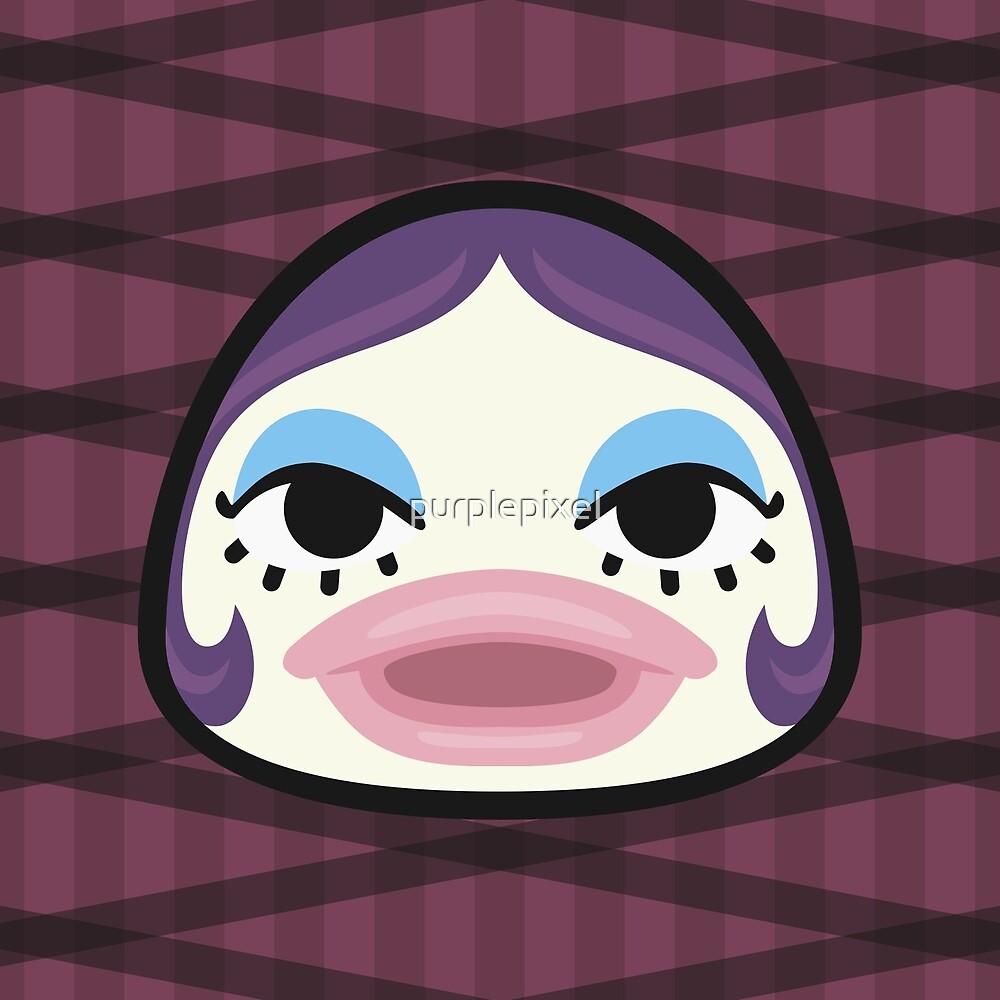 GLORIA ANIMAL CROSSING by purplepixel