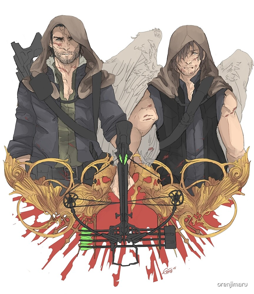 Blood Brothers by orenjimaru