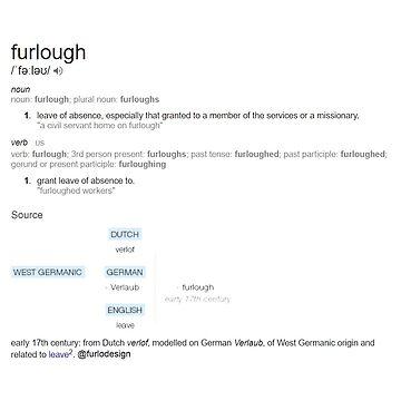 """furlough"" by Urhfurlanic"