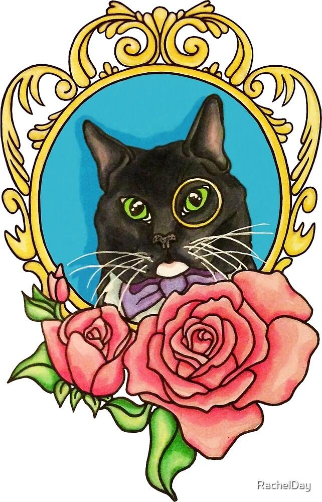 Fancy Cat by RachelDay