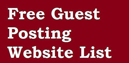 Best Blog Posting Sites by johnyhomas1245