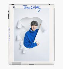 kim dong han - jbj true colors iPad Case/Skin
