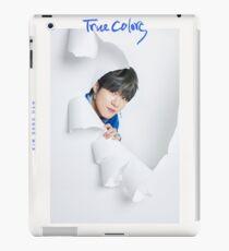 Kim dong han jbj true colors iPad Case/Skin