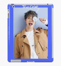 kim donghan - jbj true colors iPad Case/Skin