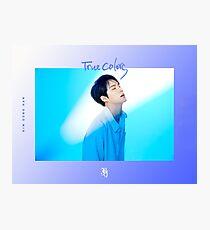 JBJ True Colors - Kim Dong Han Photographic Print