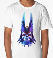 Lich Low Poly Art Long T-Shirt