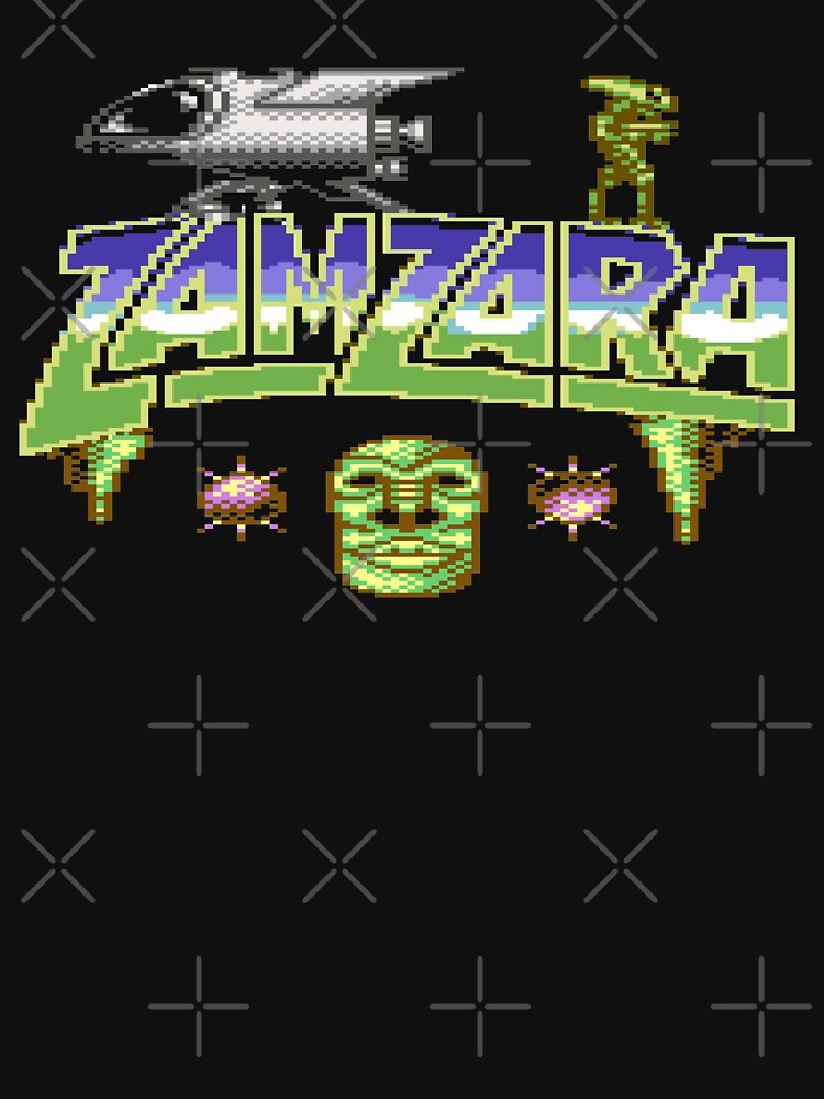 Gaming [C64] - Zamzara by ccorkin