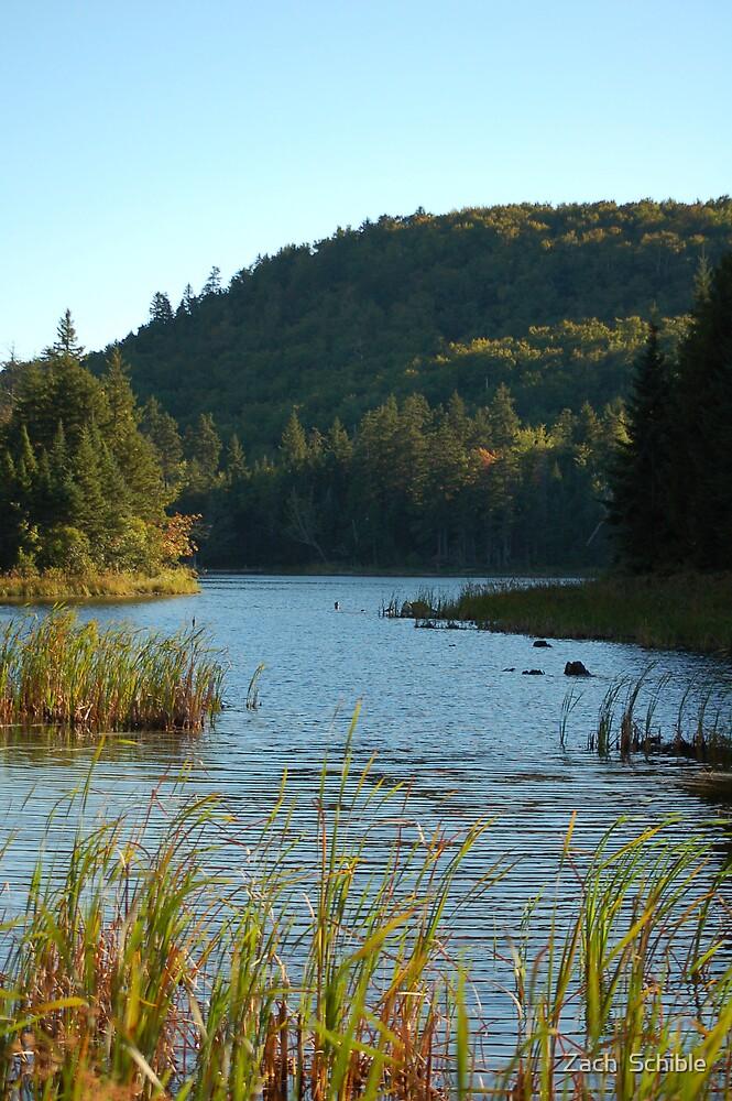 Lake by Zach  Schible