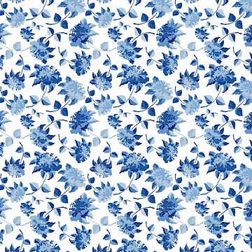 Blue hibiscus by Sweetlightt