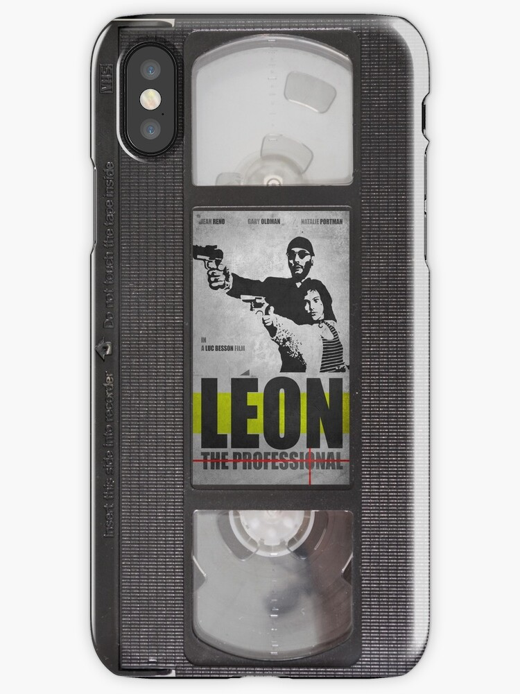 Léon: The Professional VHS by abbynwanderlust