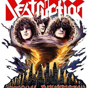 Thrash Death Metal by JimmyKaz