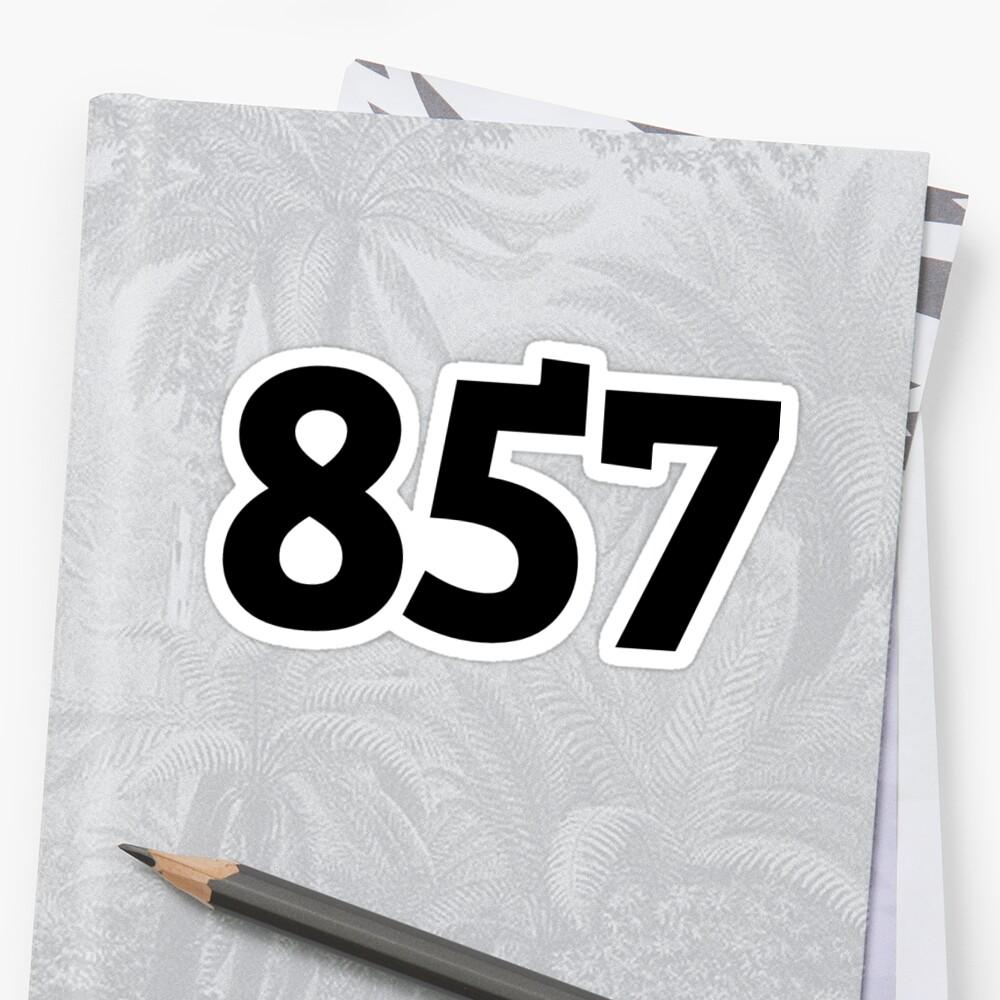 857 by clairekeanna
