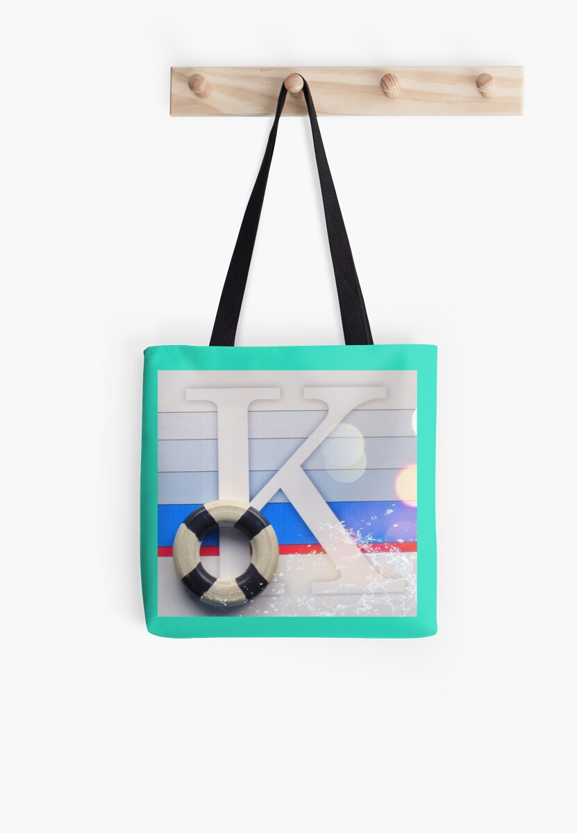 K - your nautical letter birth name by myfavourite8