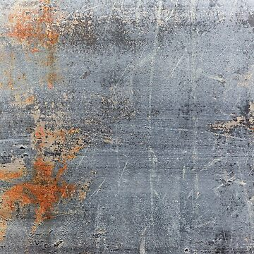 Burn Blue Rust - Alternative II by textural