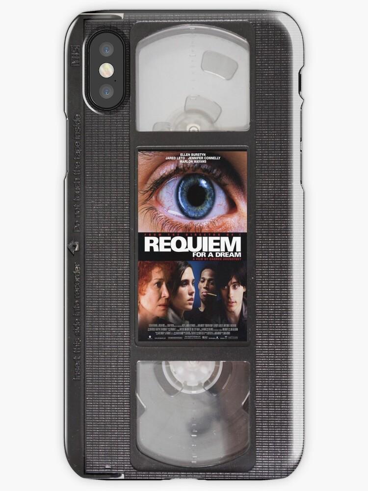 Requiem for a Dream VHS by abbynwanderlust