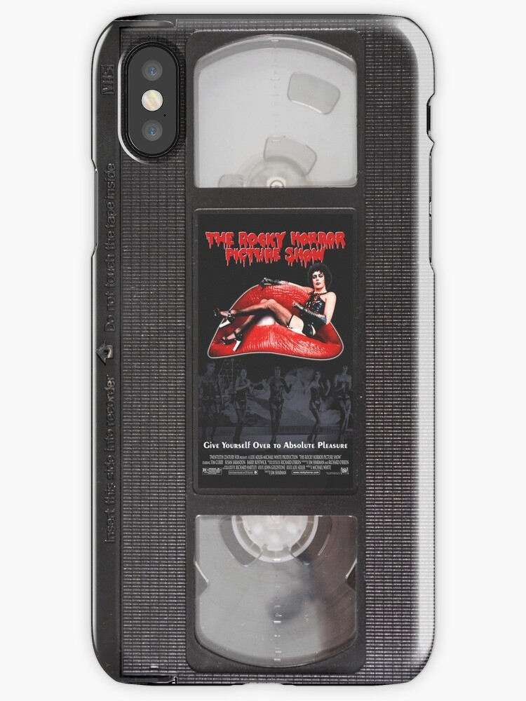 Rocky Horror Picture Show VHS by abbynwanderlust