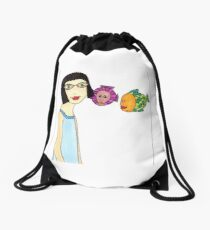 AQUARIUMN1 Drawstring Bag