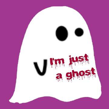 Ghost by Aaaab