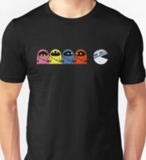Pac Man Wars Unisex T-Shirt