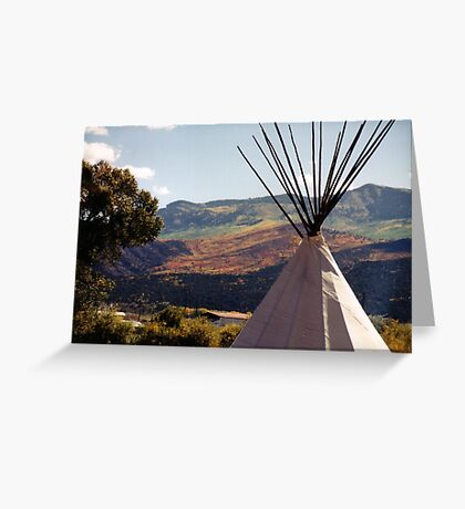 To the start of a new day....... Greeting Card