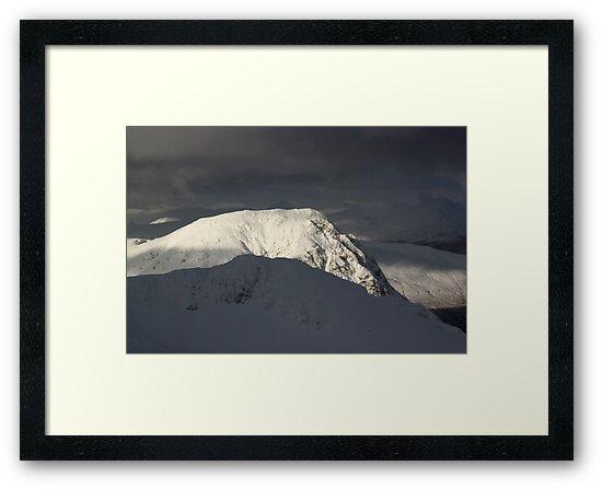 Winter in Glencoe by beavo
