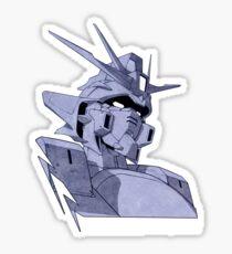 Gundam Wing Sticker