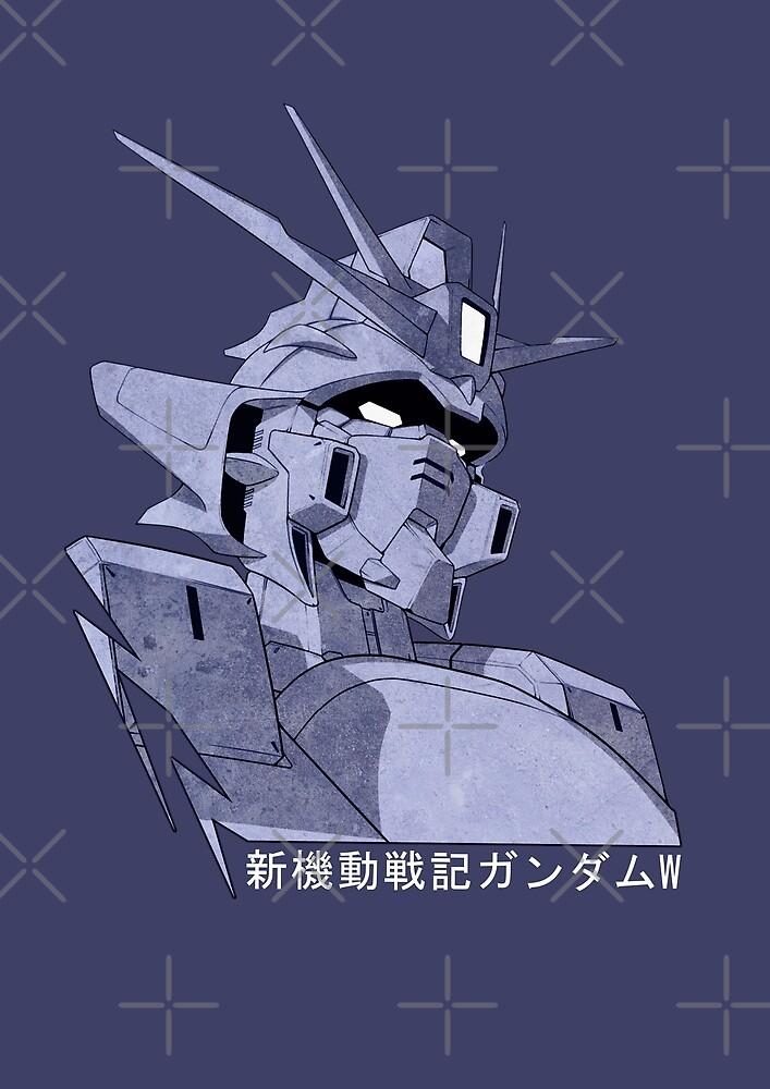 Gundam Wing by VanHand